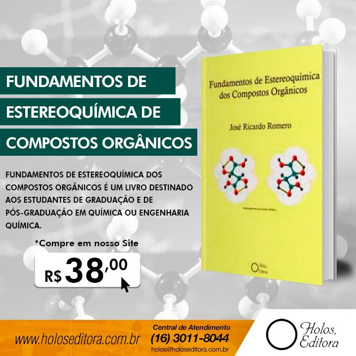 Fundamentos de Estereoquímica de Compostos Orgânicos